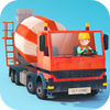Little Builders – Truck, Crane & Digger for Kids