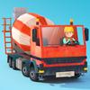 Little Builders – Truck, Crane & Digger for Kids