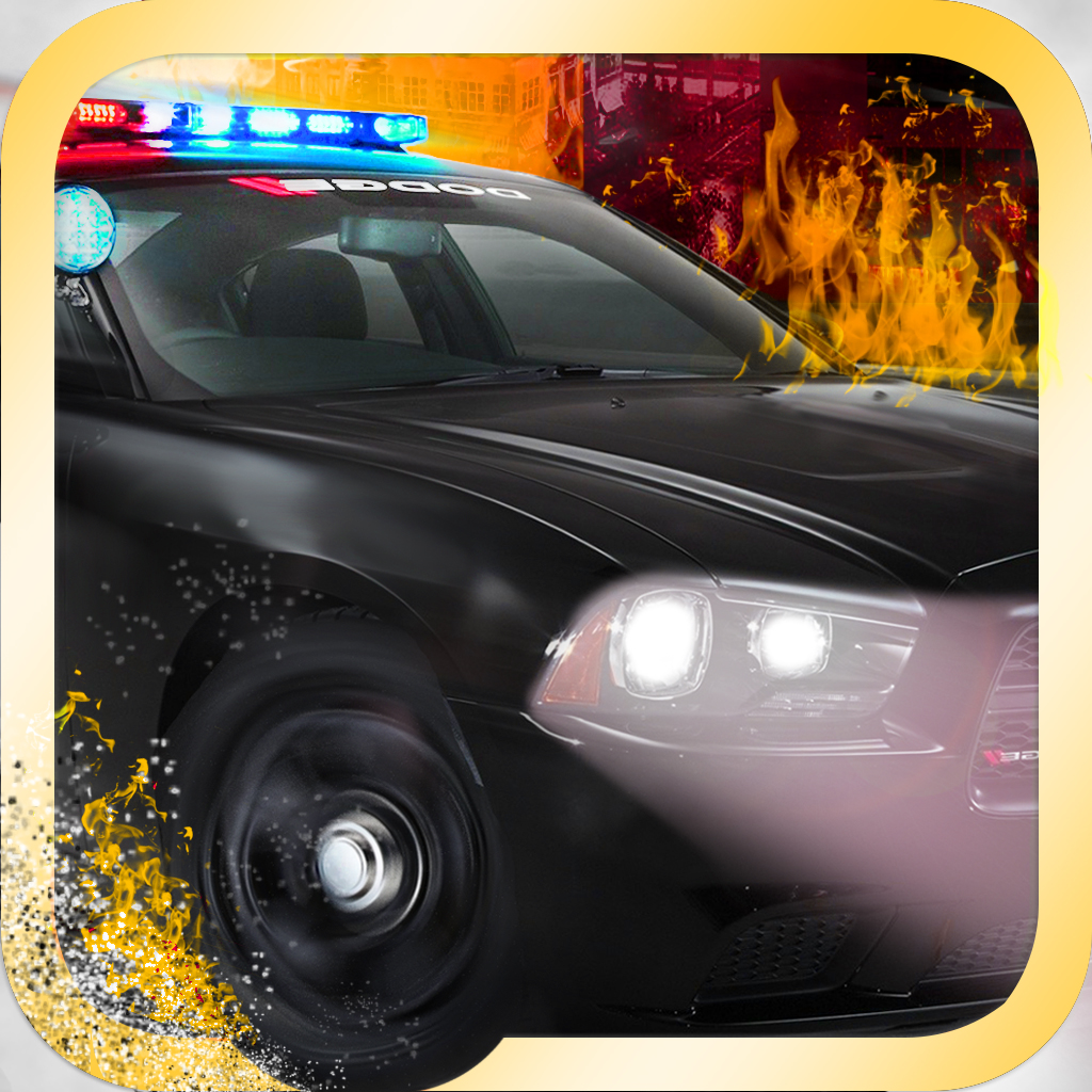 Police 3D Chase 911 Gold Premium - The best Police Game in the Worlds